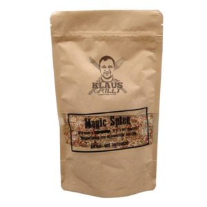 Magic Spice, das vielseitige Grillgewürz