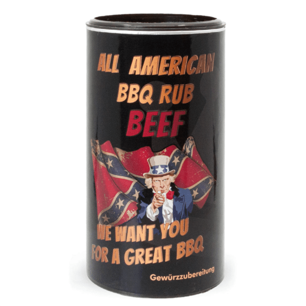 All American BBQ Rub - Beef