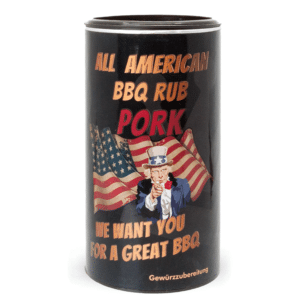 All American BBQ Rub - Pork
