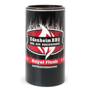 Royal Flush Rub Udenheim BBQ