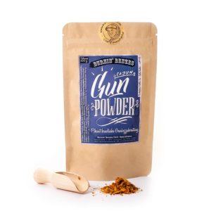 Burnin Benzes Cajun Gun Powder, für Kreolische Gerichte mit Pfiff