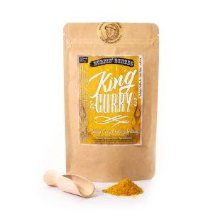 Burnin Benzes King Curry - Das heisse Curry mit dem gewissen Etwas