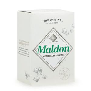 Maldon Saltflakes, sind aus bester englische Salzsiedekunst