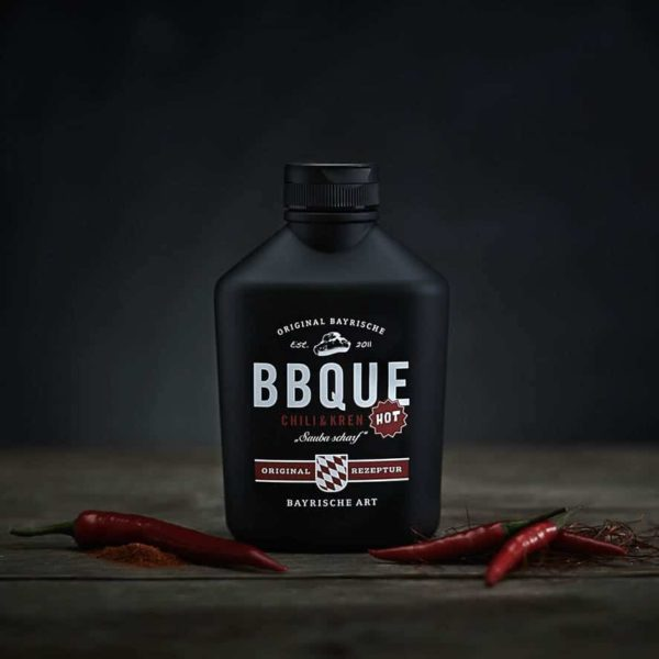 BBQUE Sauce Chili & Kren
