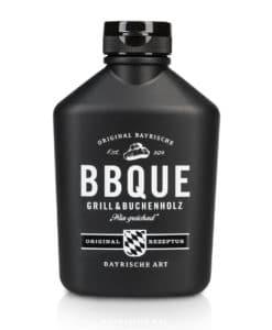BBQUE Sauce Grill & Buchenholz