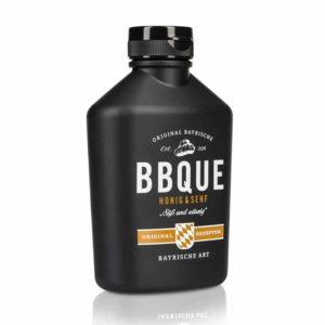 BBQUE Sauce Honig & Senf