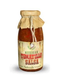 Tomatillo Salsa von Burnin Benze
