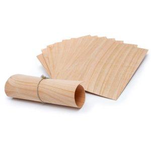 Axtschlag Wooden Papers XL Cherry Wood - Grillpapier Kirsche