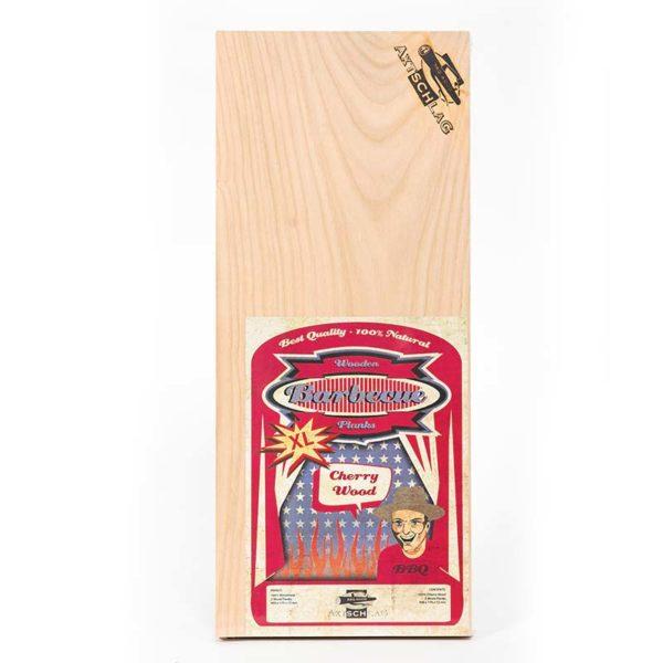 Axtschlag Grill Brett Western Red Cedar Wood - XL Grillbrett Kirsche