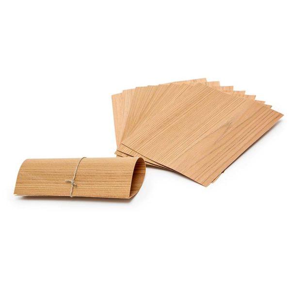 Axtschlag - XL Western Red Cedar Wood - Grillpapier Rotzeder
