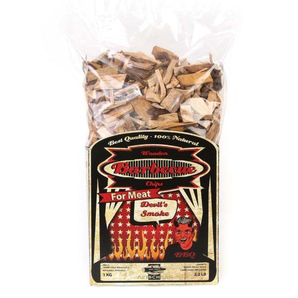 Axtschlag Räucher Chips Devils Smoke