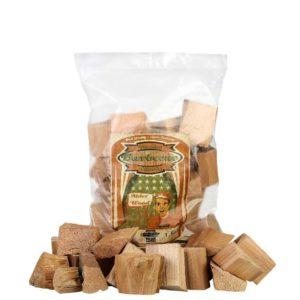 Axtschlag Wood Chunks Alder (Erle, Inhalt 1.5kg)