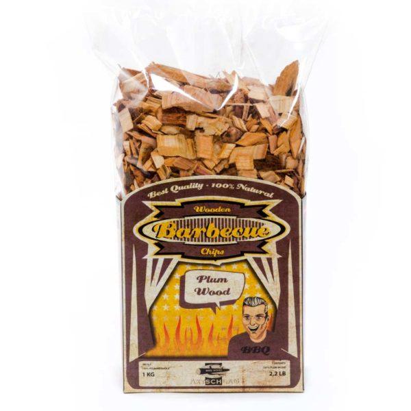 Pflaumenbaum Räucher Chips