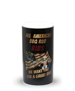 "All American BBQ Rub ""Ribs"""