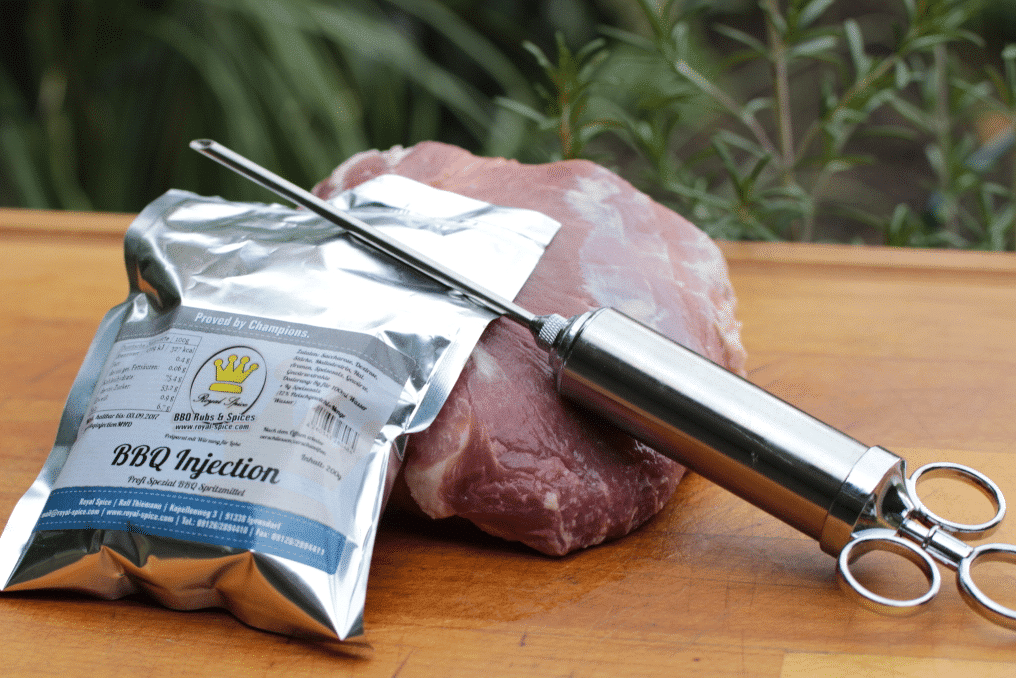 BBQ Injection