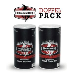 UdenheimBBQ Doppel Pack