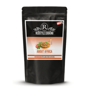 About Africa BBQ Rub von Redstyle Cooking