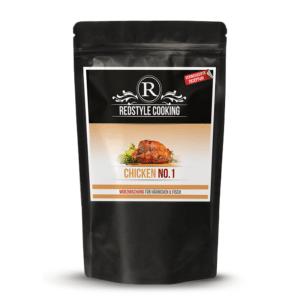 Chicken No.1 BBQ Rub von Redstyle Cooking