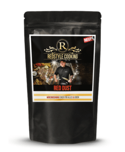 Red Dust Rub - Redstyle Cooking