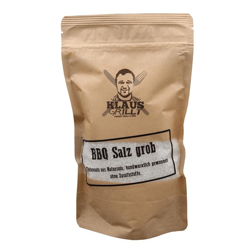 BBQ Salz grob in bester Qualität aus der Natursole | Grill-Bude.ch