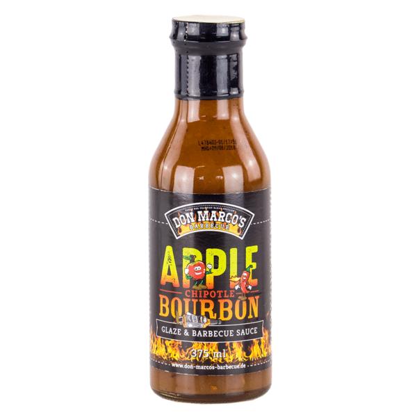 Don Marcos Apple Chipotle Bourbon Glaze & BBQ Sauce