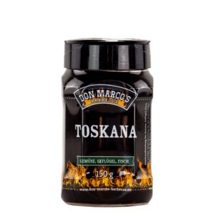 Don Marcos Toskana, perfekt für das Mediterrane Grillieren