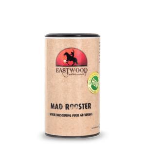 Mad Rooster, die andere Würzmischung für Geflügel