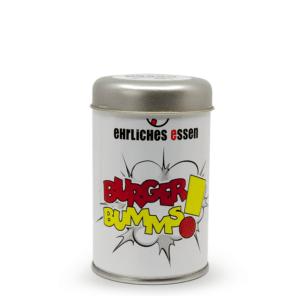 Burger Bumms für Burger mit einzigartigem Geschmack
