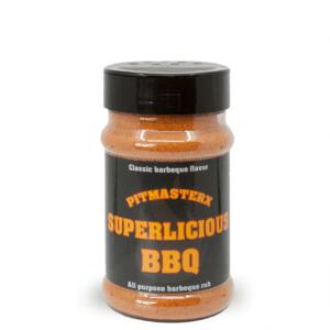 Der Superlicious BBQ Rub von Pitmaster X