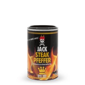 Jack Steakpfeffer, die Mischung mit 6 genialen Pfeffersorten