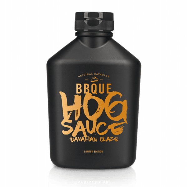 BBQUE HOG Sauce Bavarian Glaze Limited Edition