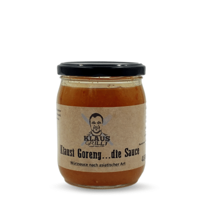Klaus grillt - Klausi Goreng Sauce im Asia-Style