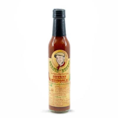 Burnin Benzes Cherry Chipotle Sauce
