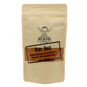 Holy Dust, ein genialer BBQ Rub ohne zugesetzten Zucker