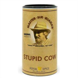 Stupid Cow von Master-Sir-Buana, die Gewürzmischung für Rind