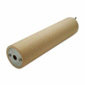 FeuerWalze - Buchenholzrolle für Baumstriezel