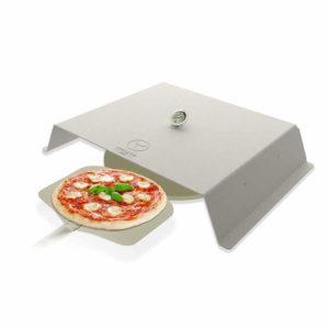 PizzaCover Fix - der Gasgrill Pizzaaufsatz