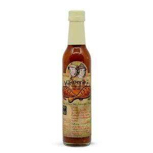 Kikerrikii Hot Sauce Sauce von Burnin Benzes