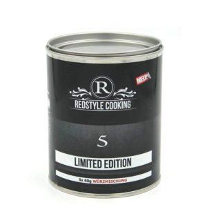 Redstyle Cooking Taste Box mit 5 tollen Rubs