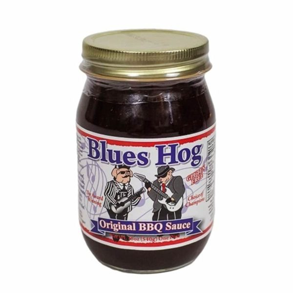 Blues Hog Original BBQ Sauce aus den USA
