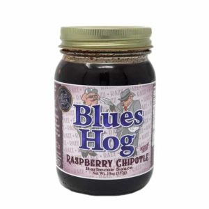 Blues Hog Raspberry Chipotle BBQ Sauce aus den USA