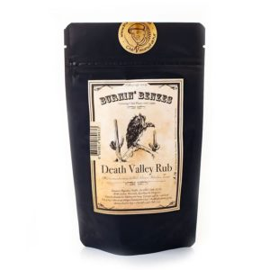 Death Valley Rub, scharfer Allround BBQ Rub von Burnin Benze