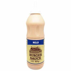 Mississippi Burger Sauce Mild (XL Dosierflasche 855gr)