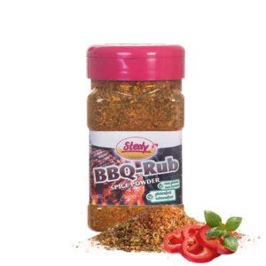 Stedy BBQ Rub - Das Spicy Powder für Pulled Pork und mehr