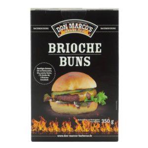 Brioche Burger Buns Backmischung