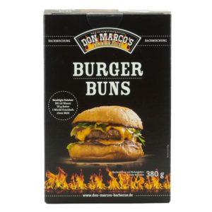 Burger Buns Backmischung von Don Marco's