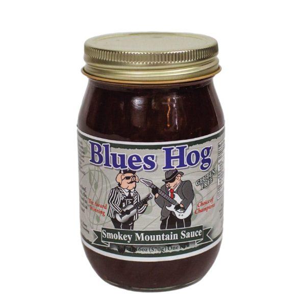 BluBlues Hog Smokey Mountain Sauce aus den USA