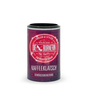 Kaffeeklatsch ist der Kaffee Rub von Der Burner