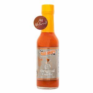 Marie Sharp's Original Garlic Habanero Pepper Sauce