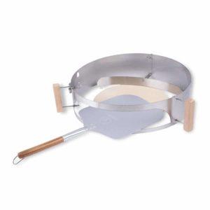 Smokin' PizzaRing - Pizza Set für 47cm Kugelgrills